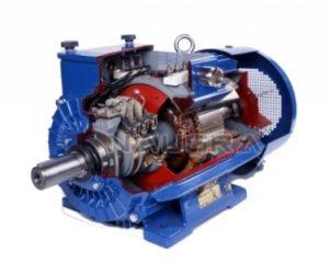 3 Phase Slip Ring Induction Motor