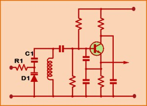 Application of Varactor Diode in VCOs