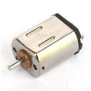 Basic DC motor