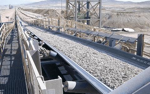 Coal Mine Belt Conveyors