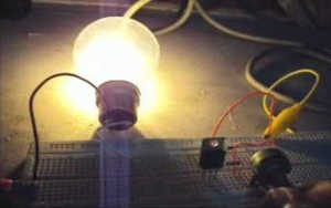Light Dimmer Circuit using Triac