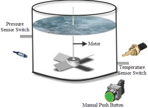 Simple Mixer Process Control