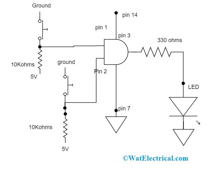NAND Gate Circuit