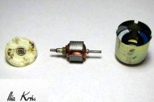 PMDCmotor