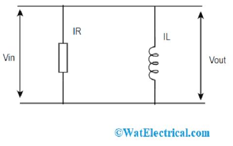 Parallel RL Circuit