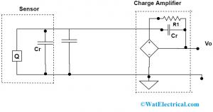 Piezoelectric Transducer Circuit