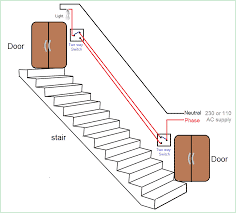 Staircase Switching Circuit