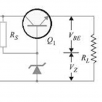 Transistor Series Voltage Regulator