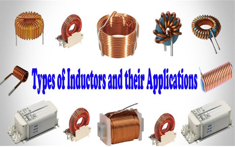Types of Inductors