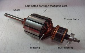 commutator segment parts