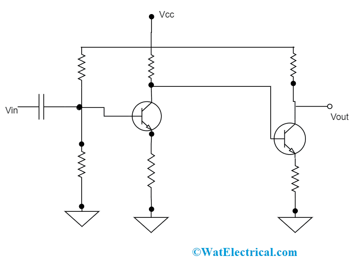 DC Amplifier Circuit