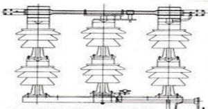 double-break-isolator