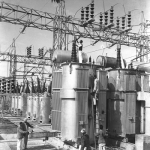 Stepup Substation