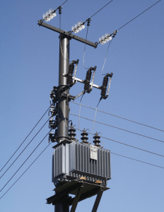 Pole Mounted Substation