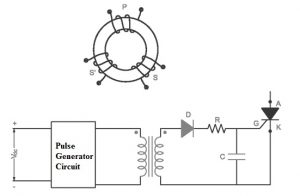 Pulse-Transformer-Construction