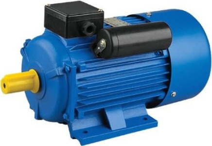 Single-Phase Induction Motor - Construction, Working and Types