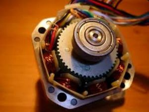 Stepper Motor Construction