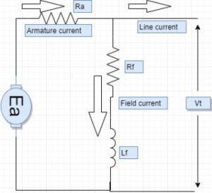 terminal characteristics circuit diagram