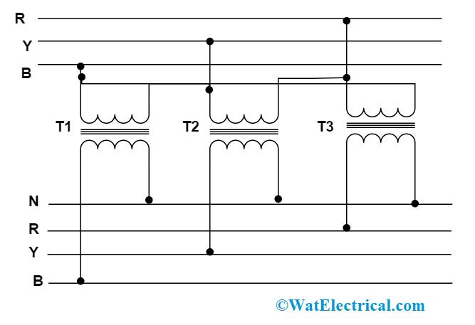 Three Phase Transformer
