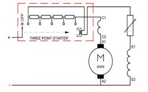 construction-working-of-three-point-starter
