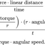torque equation