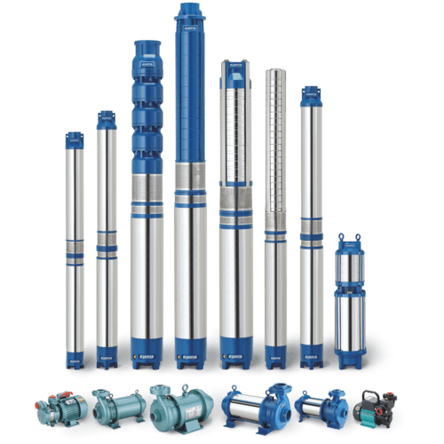 Types of Submersible Pumps